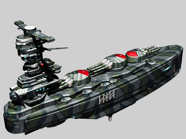 特型戦列艦